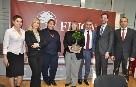 Ambassador&FINCA management