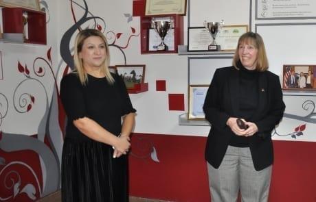 Ambassador&FINCA client