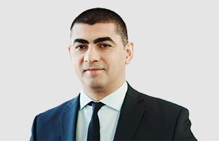 CEO Aram Ghazaryan